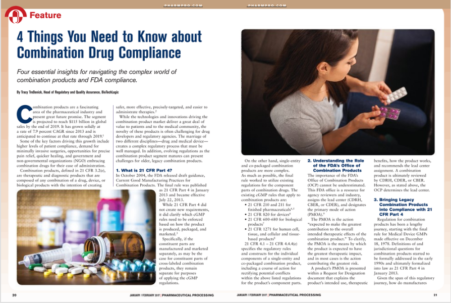 4 Things Your Need to Know About Combination Drug Compliance